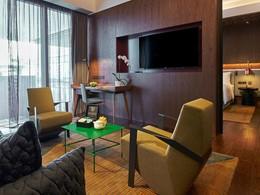 Club Suite de l'Oasia Hotel Downtonwn à Singapour