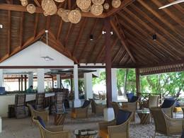 Helen's Bar de l'OBLU By Atmosphere aux Maldives