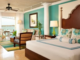 Partial Ocean View Guestroom de l'Ocean Key