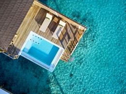 La superbe Grand Water Villa With Pool
