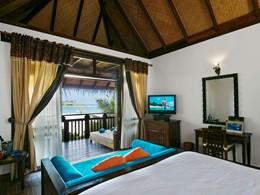 Deluxe de l'Olhuveli Beach & Spa Resort aux Maldives