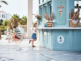 Dégustez une délicieuse glace au Bon Bon de l'Olympia Oasis