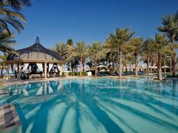 La piscine du Royal Mirage Residence à Dubaï