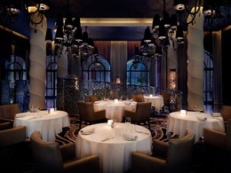 Le restaurant STAY By Yannick Alleno du One & Only