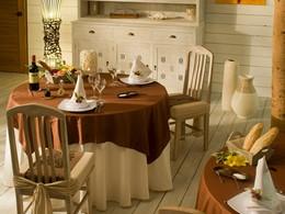 Le restaurant de l'hôtel Opoa Beach en Polynésie