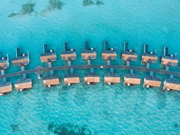 Les villas pilotis avec piscine