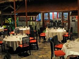 Vue du restaurant du PadiVilla Resort & Spa