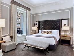 Deluxe Suite du Palace Hotel à San Francisco