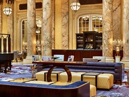 Le GC Lounge & Bar du Palace Hotel aux Etats Unis