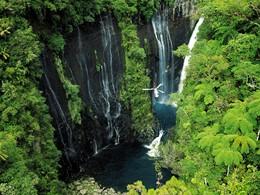 Découvrez la Réunion en hélico