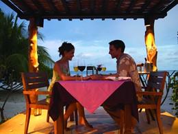 Dîner romantique à l'hôtel Paradee en Thaïlande