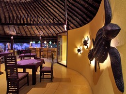 Restaurant de l'hôtel Paradee en Thaïlande