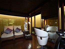 Nail Bar de l'hôtel Paradee en Thaïlande