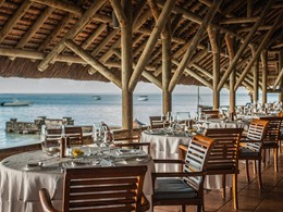 Le restaurant Blue Marlin