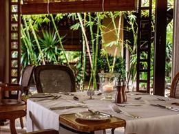 Le restaurant Le Brabant