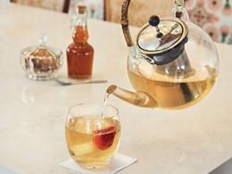 Le Tea Bar et ses nombreuses associations de saveurs