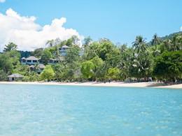 Vue de l'hôtel Paradise Koh Yao Boutique Beach Resort