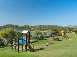 Le coin enfants du Cala di Lepre Park Hôtel & Spa
