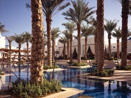La piscine de l'hôtel Park Hyatt à Dubaï