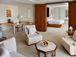Suite Park de l'hôtel Park Hyatt Dubaï