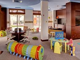 Camp Hyatt de l'hôtel Park Hyatt Saadiyat