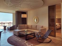 Park Suite de l'hôtel Park Hyatt à Abu Dhabi