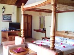 La Family Room du Patatran Village aux Seychelles