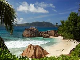 La belle plage d'Anse Patate du Patatran Village