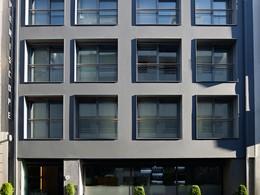 La façade du Periscope