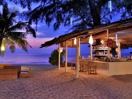 Le bar de l'hôtel Peter Pan Resort en Thailande