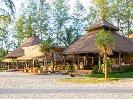 Le restaurant de l'hôtel Peter Pan Resort situé en Thailande