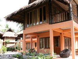 L'exterieur de la Deluxe Villa Coral du Peter Pan Resort