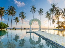 Mariage au PSAii Phi Phi Island Village