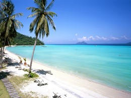 La plage