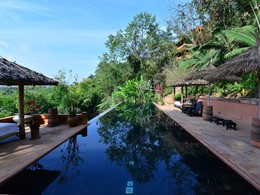 La piscine du Phu Chaisai Mountain Resort & Spa en Thaïlande