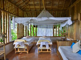 Le spa du Phu Chaisai Mountain Resort & Spa en Thaïlande