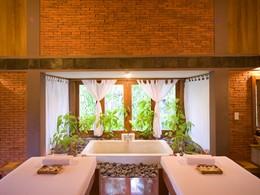 Profitez des somptueux soins du spa du Pilgrimage Village