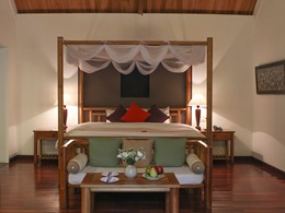 Honeymoon Bungalow du Pilgrimage Village Boutique Resort