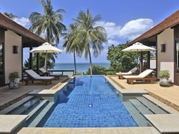 Beach Side Private Pool Villa Three Bedroom