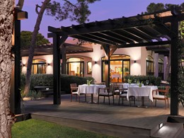 Le restaurant Piri Piri du Pine Cliffs Hotel au Portugal