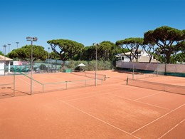 L'Annabel Croft Tennis Academy du Pine Cliffs Hotel
