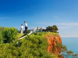 Le Pine Cliffs met à votre disposition un magnifique parcours de golf