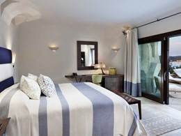 Chambre Villa Sandran