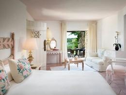 Chambre Classic de l'hôtel Pitrizzia en Sardaigne