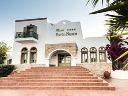 Vue du Porto Naxos