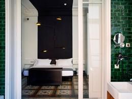 Triple Room de l'hôtel Praktik Rambla à Barcelone
