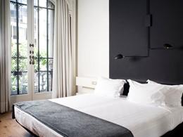 Deluxe Double Room de l'hôtel Praktik Rambla