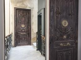 Architecture singulière du Praktik Rambla en Espagne