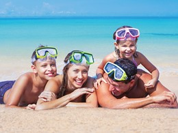 Séjour idéal en famille à l'hôtel Preskil Island Resort