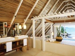 Chambre Deluxe Famille du Preskil Island Resort